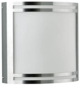 Deckenleuchten & Deckenlampen für außen von Albert Leuchten Wand-, u. Deckenleuchte, Edelstahl 696407