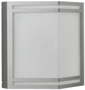 Deckenleuchten & Deckenlampen für außen von Albert Leuchten Wand-, u. Deckenleuchte, Edelstahl 696408
