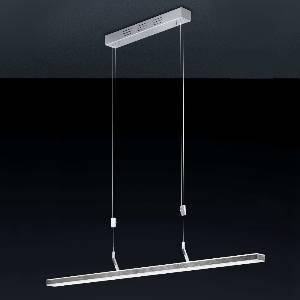 Sonderangebote - Sale bei Hängeleuchten & Hängelampen von BANKAMP Leuchtenmanufaktur LED-Pendelleuchte Gaya-Stone 2062/1-75