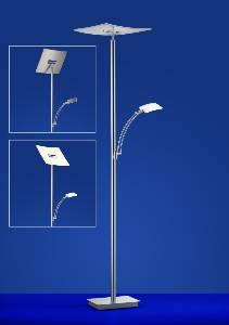 Stehleuchten & Stehlampen von B-Leuchten LED-Stehleuchte Modena 60210/2-92