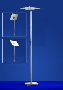 LED-Stehleuchten & LED-Stehlampen von B-Leuchten LED-Stehleuchte Modena 60226/1-92