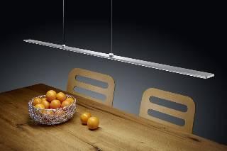 Lexx LED-Hängeleuchte mit EasyLift von Helestra Leuchten