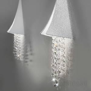 Wandleuchten & Wandlampen von KOLARZ Leuchten Wandleuchte FONTE DI LUCE zum eingipsen - Ausstellungsstück - 5310.60150.940