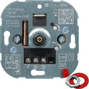 Dimmer von LED-KING Dimmer für LED 5-150W, Phasenabschnitt T46.08