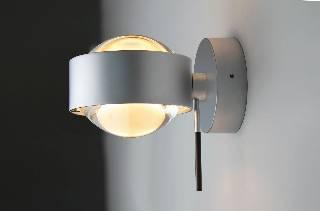 Wandleuchten & Wandlampen von Top Light Leuchten Puk Wall Plus mit LED 2-0802-LED