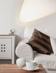 LED-Tischleuchten & LED-Tischlampen von Top Light Leuchten Puk Maxx Spot Tischleuchte- Lagerräumung - 6-981402-H