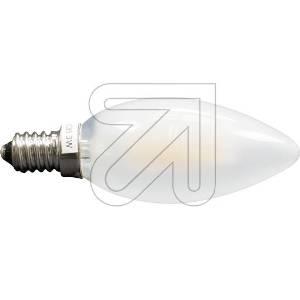 Glühlampen mit Fassung E14 von UNI-Elektro LED-Filament-Kerzenlampe E14 3W E14 300LM 600453