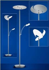 LED-Stehleuchte MALIBU von B-Leuchten