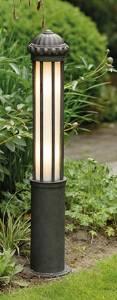Bodenleuchten, Pollerleuchten, Kandelaber & Bodenlampen für außen von Robers Leuchten Pollerleuchte AL6862-303-16