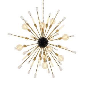 Hängeleuchte, Pendelleuchten & Hängelampen von Eichholtz Leuchten von Eichholtz Leuchten Leuchter Tivoli L 109504