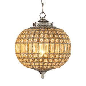 Hängeleuchte, Pendelleuchten & Hängelampen von Eichholtz Leuchten von Eichholtz Leuchten Leuchter Kasbah Oval S 106370