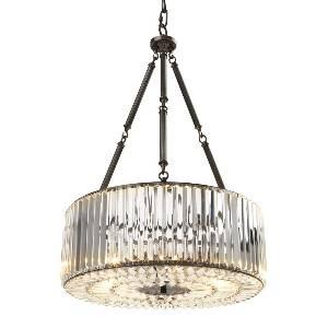 Hängeleuchte, Pendelleuchten & Hängelampen von Eichholtz Leuchten von Eichholtz Leuchten Leuchter Infinity 109207