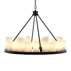 Hängeleuchte, Pendelleuchten & Hängelampen von Eichholtz Leuchten von Eichholtz Leuchten Leuchter Commodore ø 90 cm 111304