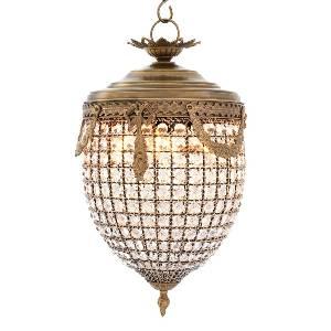 Hängeleuchte, Pendelleuchten & Hängelampen von Eichholtz Leuchten von Eichholtz Leuchten Leuchter Emperor S 101307