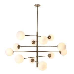 Hängeleuchte, Pendelleuchten & Hängelampen von Eichholtz Leuchten von Eichholtz Leuchten Leuchter Tortora 112071