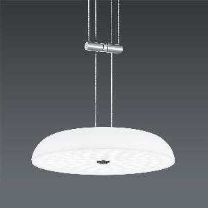 Alle Artikel von BANKAMP Leuchtenmanufaktur LED-Pendelleuchte Vanity zur Strada 2144/1-92