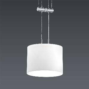 Hängeleuchte, Pendelleuchten & Hängelampen von BANKAMP Leuchtenmanufaktur LED-Pendelleuchte Grazia zur Strada 2150/1-92