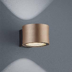 Wandleuchten & Wandlampen von BANKAMP Leuchtenmanufaktur LED-Wandleuchte Impulse 4325/1-74