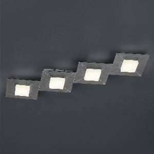 LED-Deckenleuchten & LED-Deckenlampen von BANKAMP Leuchtenmanufaktur LED-Deckenleuchte Diamond 7702/4-39