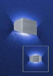 Sonderangebote - Sale bei Wandlampen & Wandleuchten von B-Leuchten LED-Wandleuchte KNUT 40237/1-73