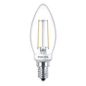 Glühlampen mit Fassung E14 von UNI-Elektro Philips Classic LEDcandle 230920