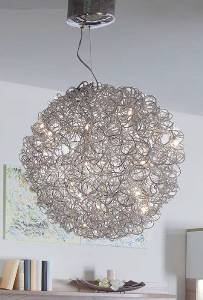 Hängeleuchte 20-fl g. DIRIGIBILE von Holländer Leuchten