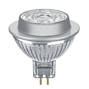 Halogenlampen Fassung GU5,3 von UNI-Elektro Osram Parathom GU5.3 MR16 7.8W 830 36D LPMR16D5036 7.8W/830 12V GU5.3