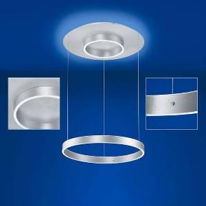 LED-Hängeleuchten & LED-Hängelampen von B-Leuchten Delta LED Pendelleuchte 20406/1-36