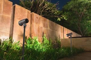 Außenleuchten & Außenlampen von Helestra Leuchten MATCH LED-Spießleuchte A192001.93