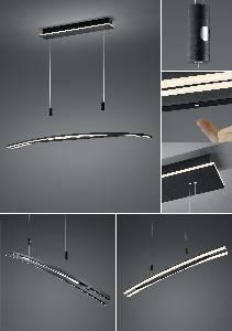 LED-Hängeleuchte SAM von B-Leuchten