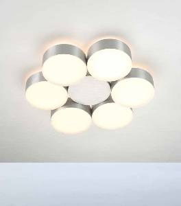 LED Deckenleuchte Touch 6 flammig von Bopp Leuchten