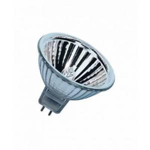 Halogenlampen Fassung GU5,3 von UNI-Elektro OSRAM Halogenlampe 51 GU5,3 12V 50W Aluminium 41871WFL