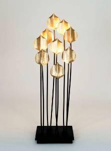 LED-Tischleuchten & LED-Tischlampen von Holländer Leuchten LED Tischleuchte 7-flg. ORGANIZZATORE 300 K 12274