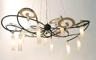 Hängeleuchte, Pendelleuchten & Hängelampen von Holländer Leuchten von Holländer Leuchten LE Hängeleuchte CASINO GRANDE 300 K 15160 X