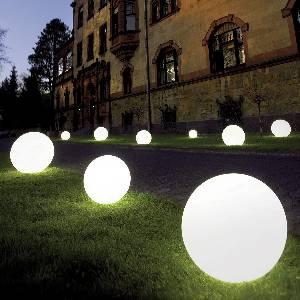 Snowball 40 cm Durchmesser ortsveränderlich von EPSTEIN Design Leuchten