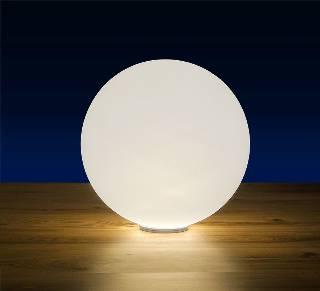 Snowball 80 cm Durchmesser ortsfest von EPSTEIN Design Leuchten