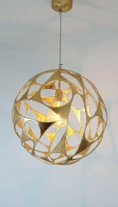 Hängeleuchte, Pendelleuchten & Hängelampen von Holländer Leuchten von Holländer Leuchten Pendelleuchte 1-fl g. TALISMANO 300 1467