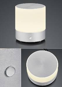 LED-Tischleuchten & LED-Tischlampen von BANKAMP Leuchtenmanufaktur Button LED-Tischleuchte/ groß 5010/1-36
