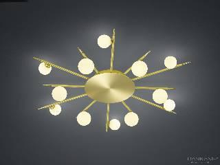 LED-Deckenleuchte Sunshine von BANKAMP Leuchtenmanufaktur