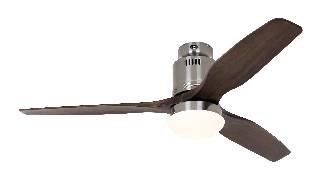 Deckenventilatoren mit und ohne Licht von Casafan Deckenventilator Aerodynamix Eco 132 93132331