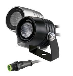 clarios-mini Mini LED Objekt und Gartenstrahler