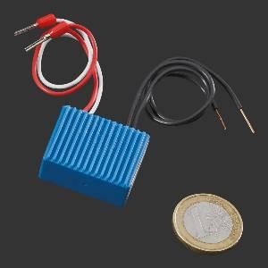 Dimmer von dot-spot LED Einbaudimmer Kompakter Phasenabschnittdimmer, zum Einbau in die UP Dose 90952