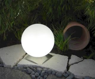 EPSTEIN Design Leuchten Artikel von EPSTEIN Design Leuchten Sun shine 30 cm Durchmesser mit Edelstahlfuß 63544