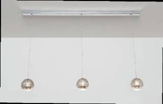 Hängeleuchte, Pendelleuchten & Hängelampen von Holländer Leuchten von Holländer Leuchten Hängeleuchte 3-fl g. CAPPUCINO 300 K 16110 S