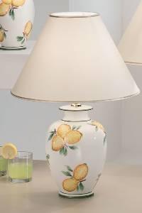 Tischleuchten, Tischlampen & Schreibtischleuchten von KOLARZ Leuchten Tischleuchte | table lamp Giardino -Limoni 0014.71