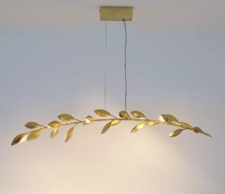 Hängeleuchte, Pendelleuchten & Hängelampen von Holländer Leuchten von Holländer Leuchten LED Hängeleuchte 11-fl g. RISO 300 K 15212