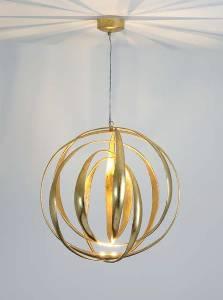Hängeleuchte, Pendelleuchten & Hängelampen von Holländer Leuchten von Holländer Leuchten LED Hängeleuchte 2-fl g. GEMMA 300 K 15210