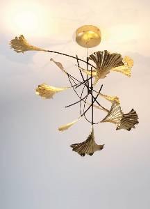 Hängeleuchte, Pendelleuchten & Hängelampen von Holländer Leuchten von Holländer Leuchten LED Hängeleuchte 6-fl g. GRACIOSO 300 K 15211