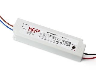 LED-Trafos von KGP Electronics GmbH LED- Treiber 24V/60W, IP67 XV60W24 UNI