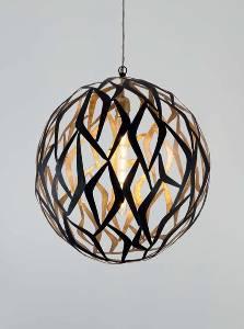 Hängeleuchte, Pendelleuchten & Hängelampen von Holländer Leuchten von Holländer Leuchten Pendelleuchte 1-fl g. AEROMODELLO 300 1468